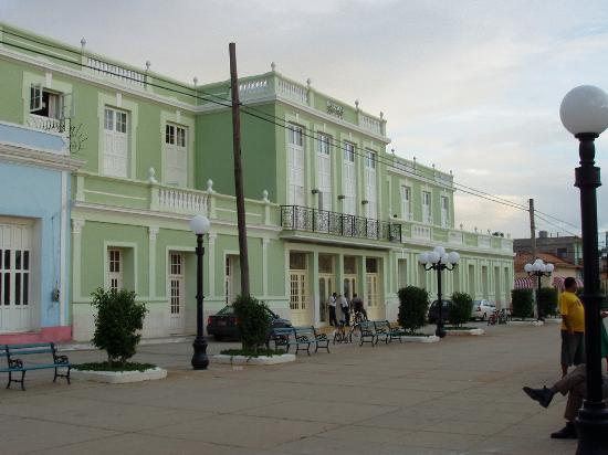 IBEROSTAR Grand Hotel Trinidad: Hotel Exterior