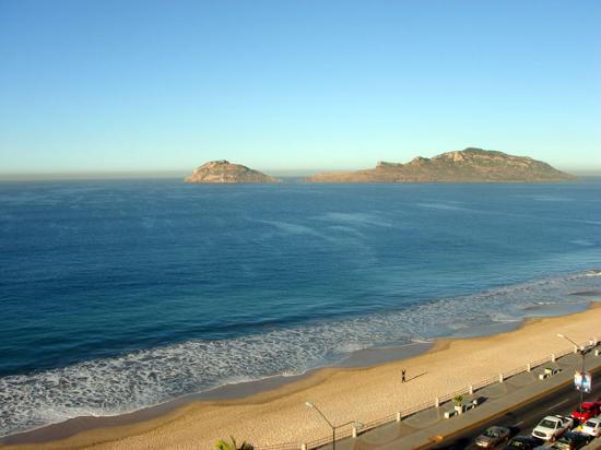 Mazatlan Mexico El Malecon Beach