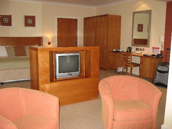 Wild Pheasant Hotel & Spa: Junior Suite