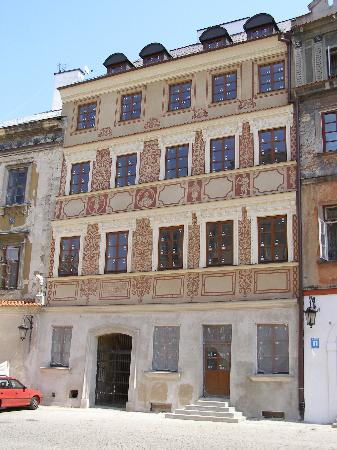 House In The Old Town Picture Of Lublin Lublin Province Tripadvisor