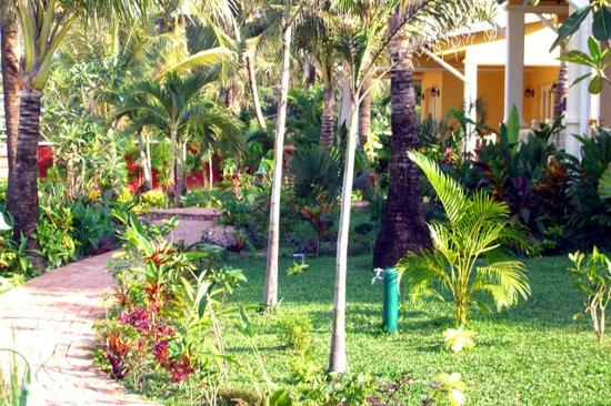 La Veranda Resort Phu Quoc - MGallery Collection: Landscaped gardens