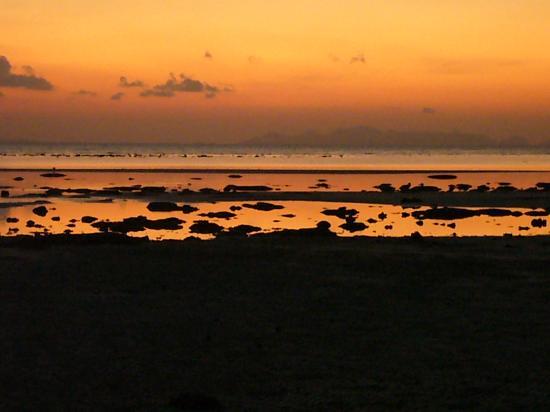 Samui Amanda Resort: Sunset at Samui Amanda