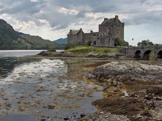 Skotland, UK: Eilean Donan Castle