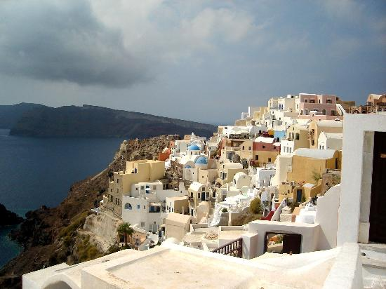 Hillside - Oia, Santorini, Greece