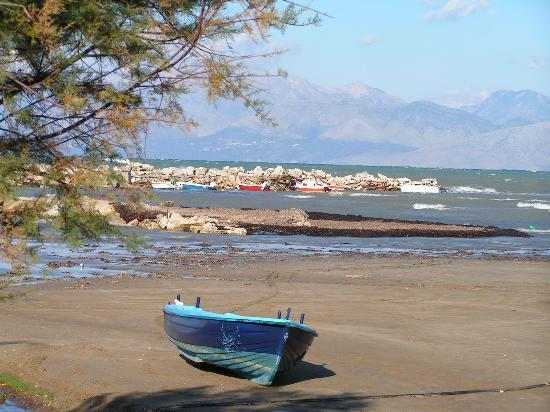 Korfu, Grekland: Roda