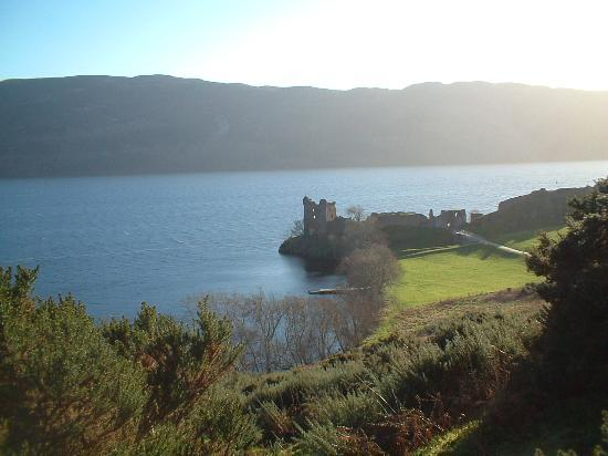 Woodlands Guest House : Urquhart Castle