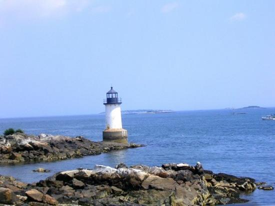 Lighthouse in Salem
