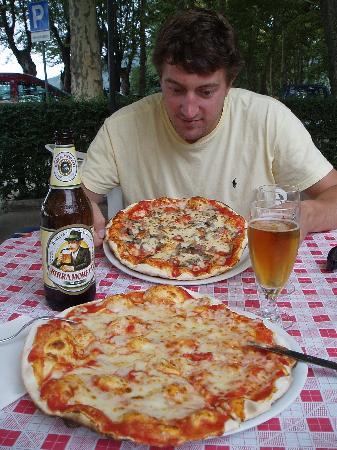 La Tana dell'Istrice: Lunch at Lake Bolsena
