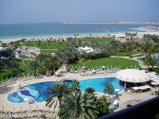 Le Royal Meridien Beach Resort & Spa : Gardens from our room