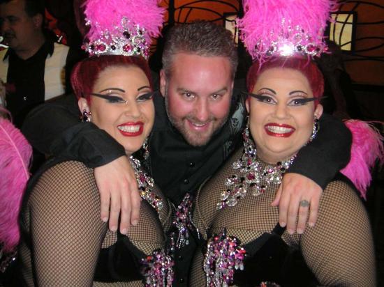 Zumanity - Cirque du Soleil: These ladies were great!!