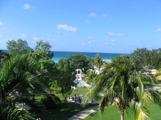 Beaches Negril Resort & Spa: View from room