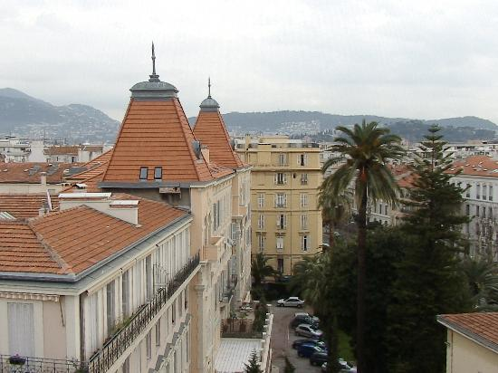 Splendid Hotel & Spa: View over the rooftops