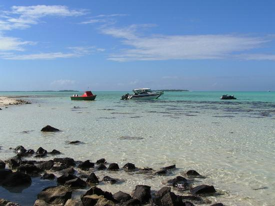 Aitutaki, Wyspy Cooka: Rapota