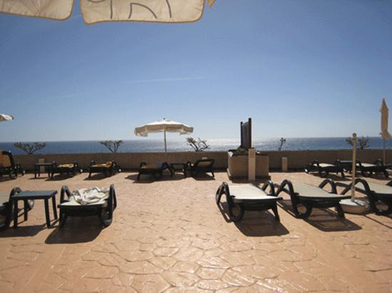 IBEROSTAR Fuerteventura Palace: Terrace