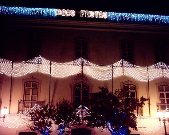 Lagos, Portugal: its christmas