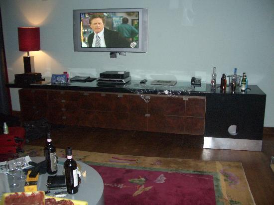 Soho House New York : Entertainment center