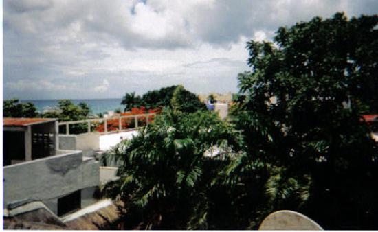 Hotel El Marques: The view from El Marques