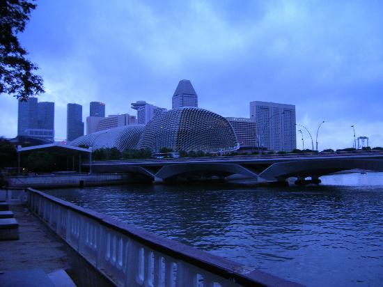 Foto de Mandarin Oriental, Singapore
