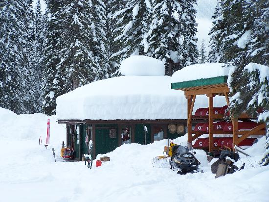 Emerald Lake Lodge: Clubhouse