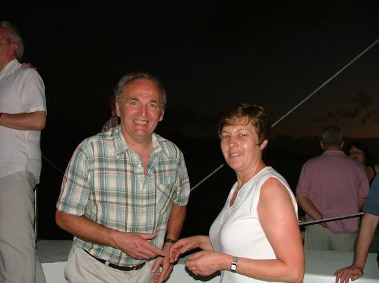 Rendezvous Resort: Dancing on the Sunset Cruise