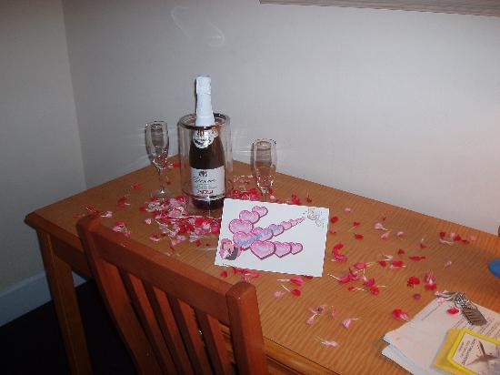 Royal Islander: Our Valentine's Surprise!