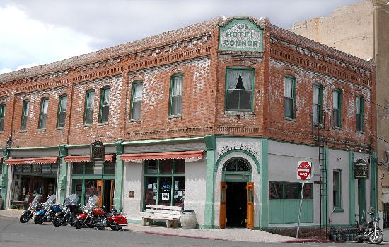 Jerome Connor Hotel
