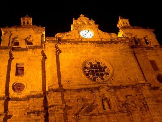 Картахена, Колумбия: Iglesia San Pedro