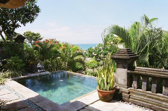 Four Seasons Resort Bali at Jimbaran Bay: Private Plunge Pool