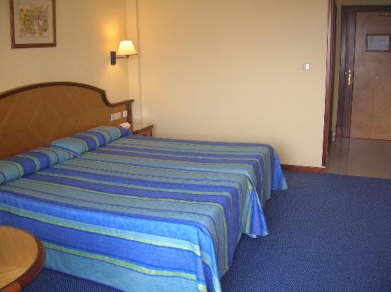 Hotel Riu Monica: bedroom Hotel Monica