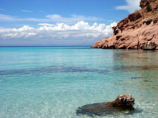 La Concha Beach Resort: A great snorkeling beeach on the islands off the tip of the cape.