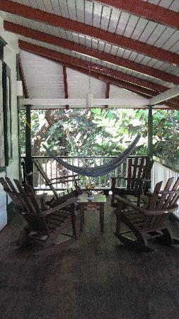 Hacienda Gripinas: Quiet R&R