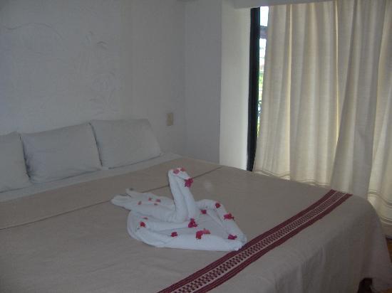 Koox Caribbean Paradise Hotel: chambre