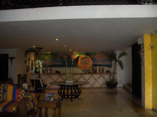 Koox Caribbean Paradise Hotel: accueil