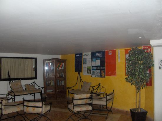 Koox Caribbean Paradise Hotel: salon