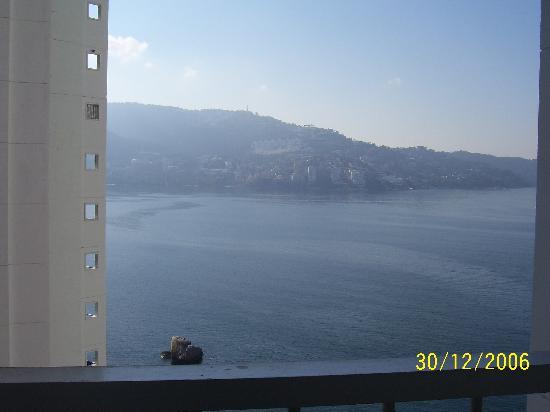 Las Torres Gemelas: la baie dacapulco