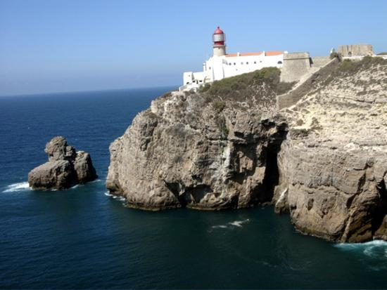 Sagres, Portekiz: The Lighthouse