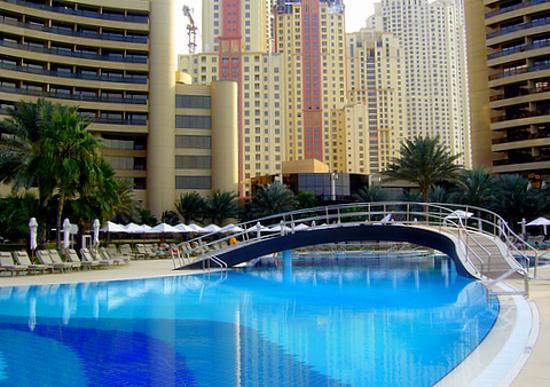 Le Royal Meridien Beach Resort & Spa: Nice Pool 2