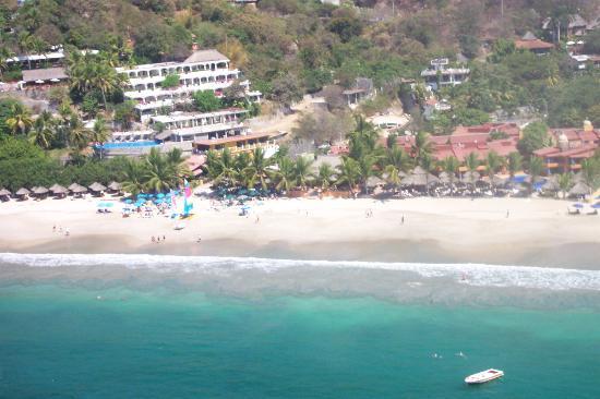Ixtapa, Μεξικό: La Madera Beach Area