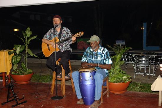 Hotel Jaguar: monestel & calypsonyan 2