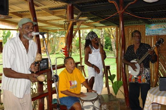 Hotel Jaguar: Calypsonian in Maritza's Place