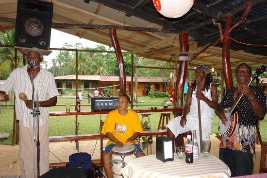 Hotel Jaguar: Calypsonian in Maritza's Place 2