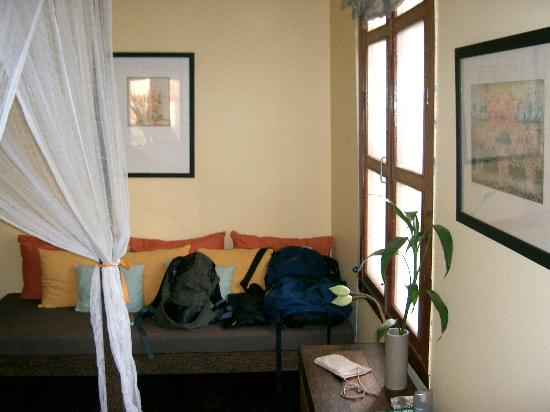 The Pavilion: Room