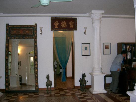 The Pavilion: Reception