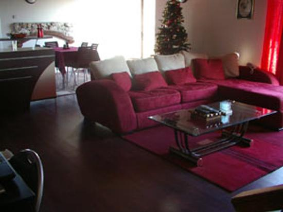 Mirage Guest House Varna : Mirage - Front Room