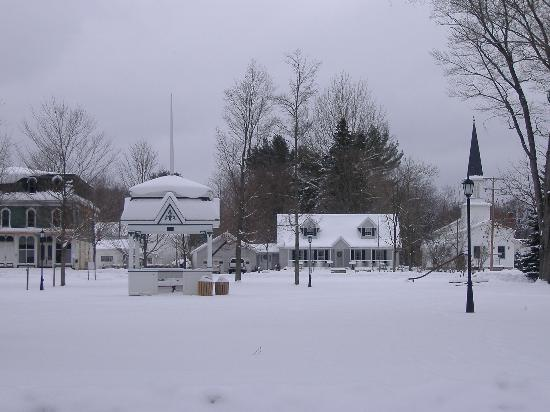 Jamestown, NY: This is not a postcard.