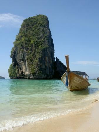 อ่าวพระนาง: Pra Nang Beach - Bliss!