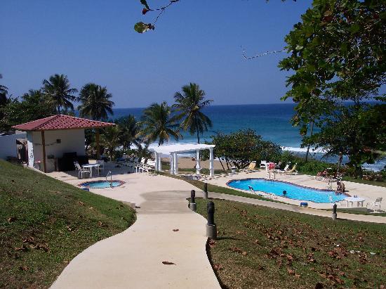 Hotel El Guajataca: Pool #2