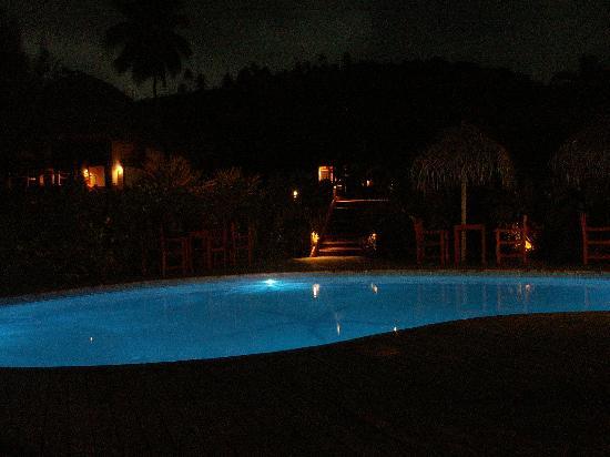 a beautiful pool for a late night swim picture of etu moana aitutaki tripadvisor ForLate Night Swimming Pools London