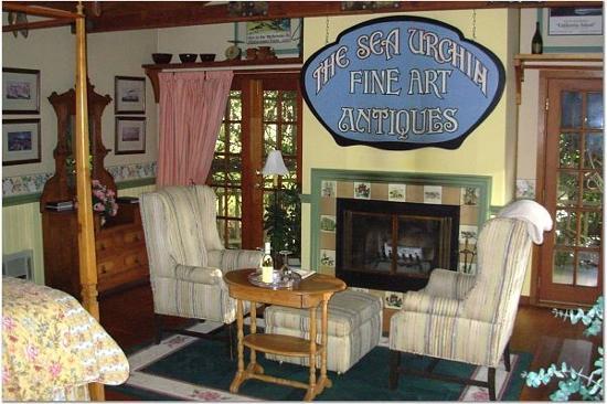 North Coast Country Inn: Sea Urchin room