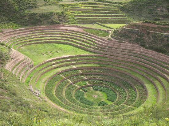 Cusco, Peru: Moray